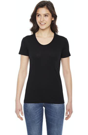 American Apparel BB301W Black