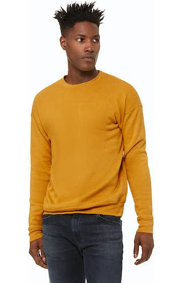 Bella + Canvas 3945 HEATHER MUSTARD