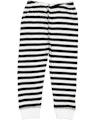 Rabbit Skins 202Z Black & White Stripe