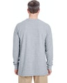 UltraClub 8456 Heather Grey