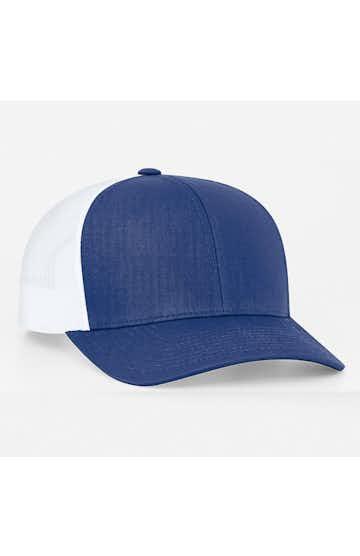 Pacific Headwear 0104PH Royal/White