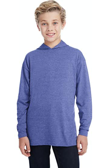 Anvil 987B Heather Blue