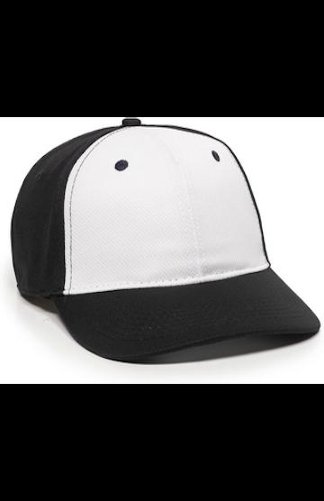 Outdoor Cap MWS50 White / Black / Black