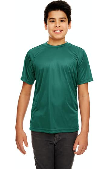 UltraClub 8420Y Forest Green