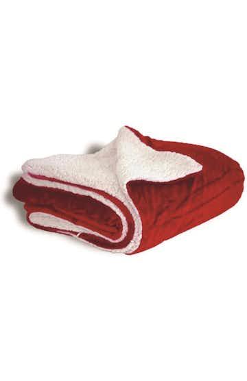 Alpine Fleece 8712 Red