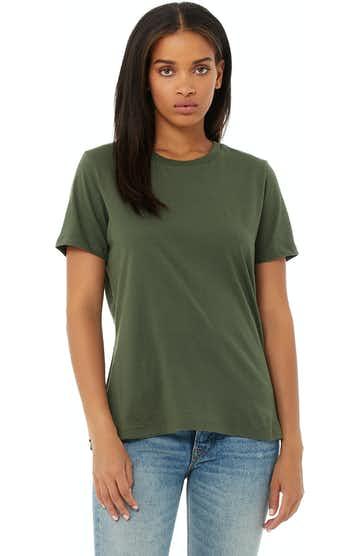 Bella + Canvas B6400 Military Green