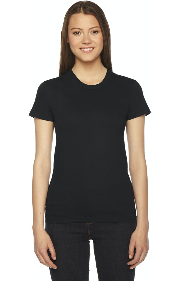 American Apparel 2102 Black