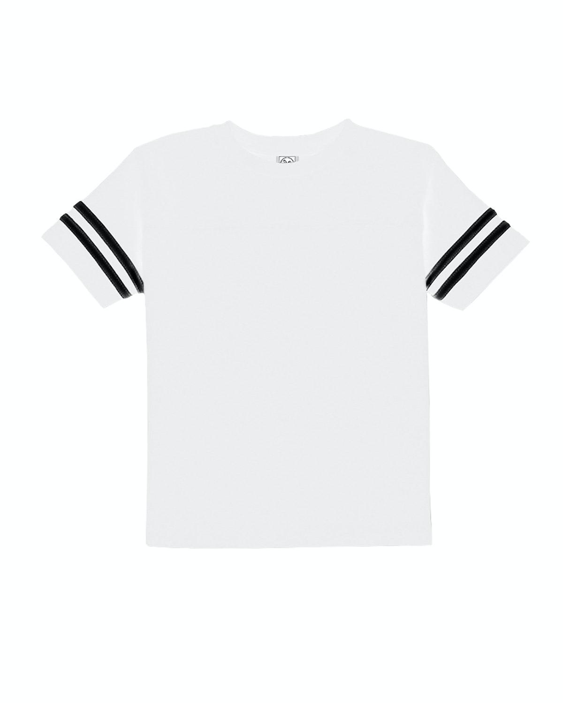 Rabbit Skins 3037 White/ Black