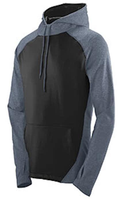 Augusta Sportswear 4762 Graphite Heather/Black