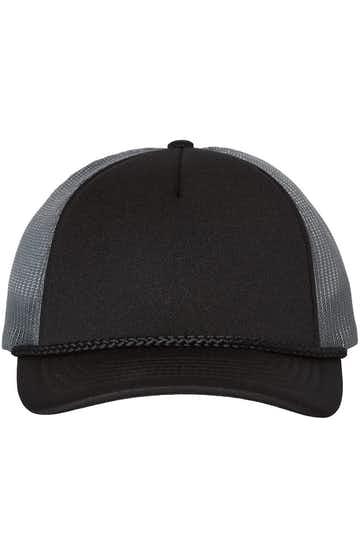 Richardson 213 Black / Charcoal / Black