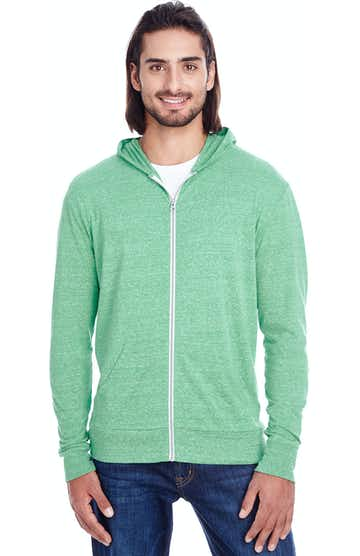 Threadfast Apparel 302Z Green Triblend