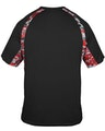 Badger 2140 Black / Red Digital