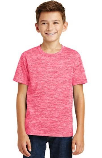 Sport-Tek YST390 Power Pink Ele
