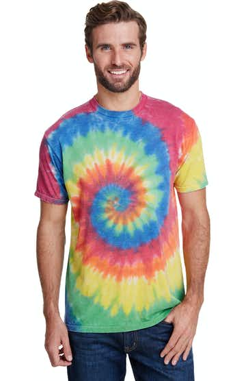 Tie-Dye CD1090 Rainbow