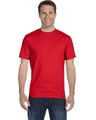 Hanes 5180 Athletic Red