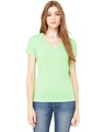 Bella + Canvas B6035 Neon Green