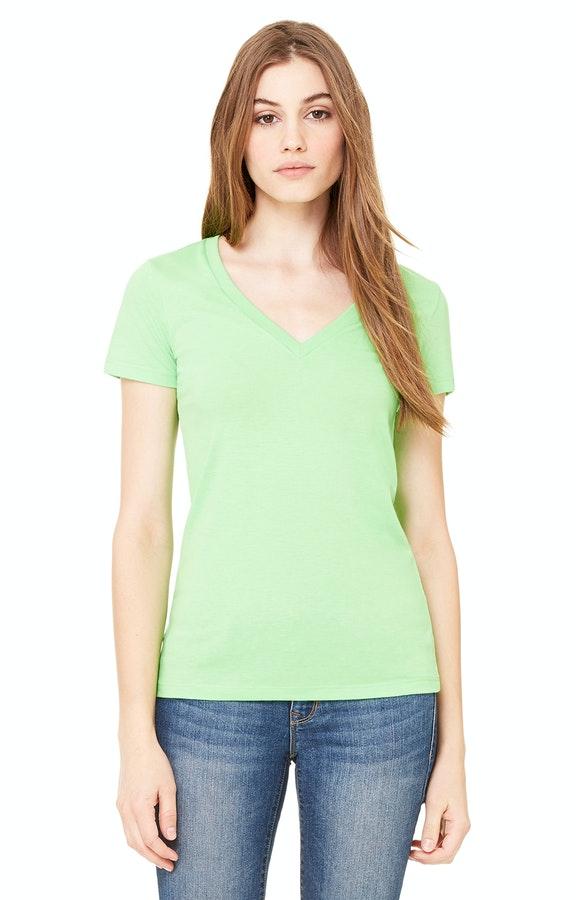 Bella+Canvas B6035 Neon Green