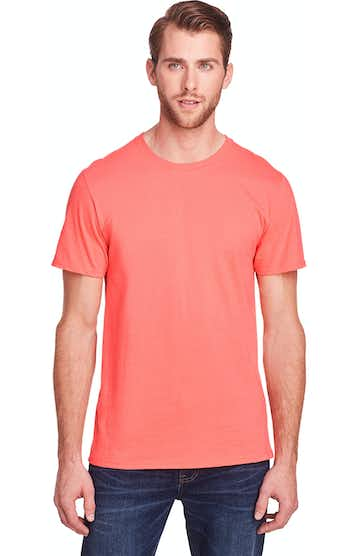 Fruit of the Loom IC47MR SUNSET CORAL