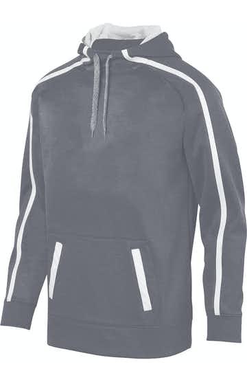 Augusta Sportswear 5554 Graphite/ White