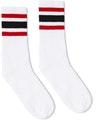 SOCCO SC100 White / Red / Black