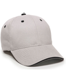 Outdoor Cap GL-845 Light Gray / Black