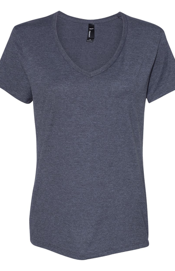 Hanes S04V Charcoal Heather
