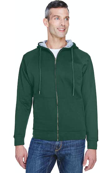 UltraClub 8463 For Grn/ Hth Gry