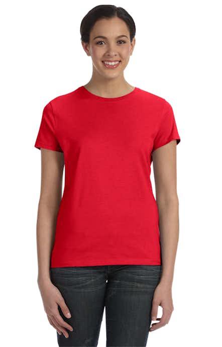 Hanes SL04 Athletic Red