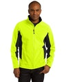 Port Authority J318 Safety Yellow / Black