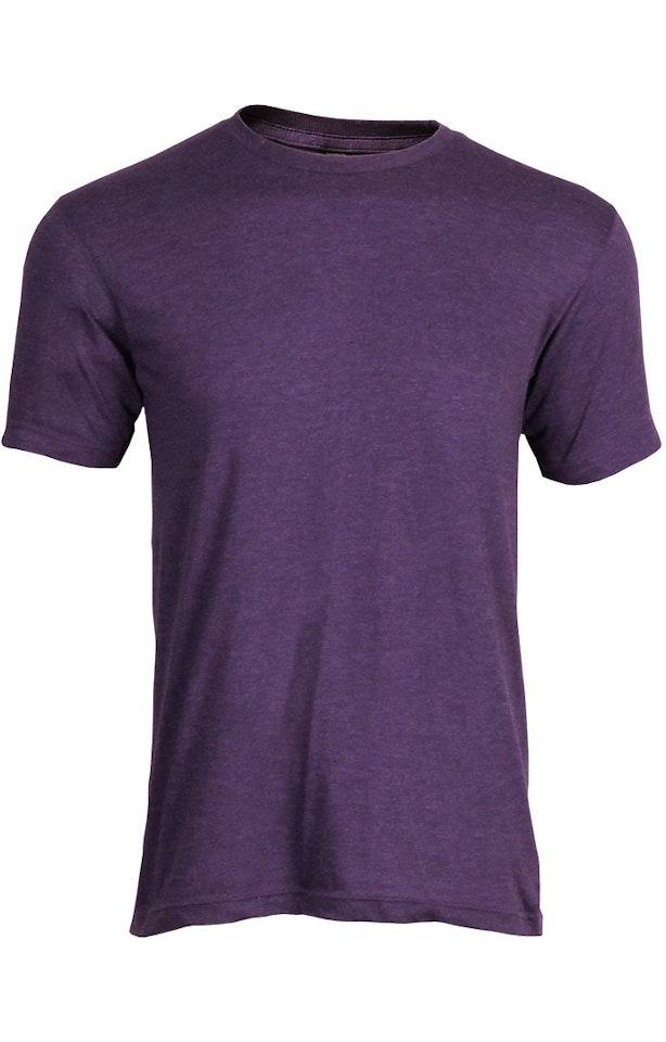 Tultex 0202TC Heather Purple