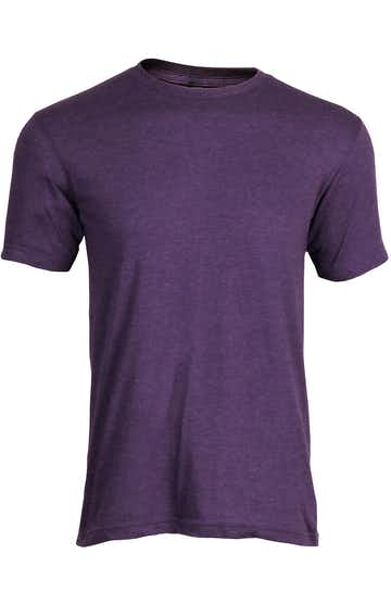 Tultex 0202TC Heather Purple