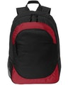 Port Authority BG217 Rich Red / Black