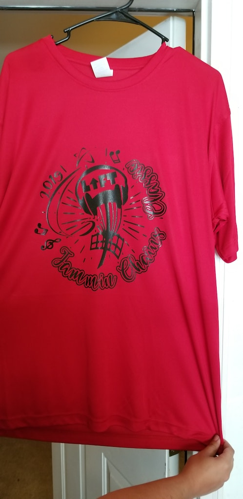 UltraClub 8620 customer review by Rachel Jenkins Great quality shirt...great screen printing