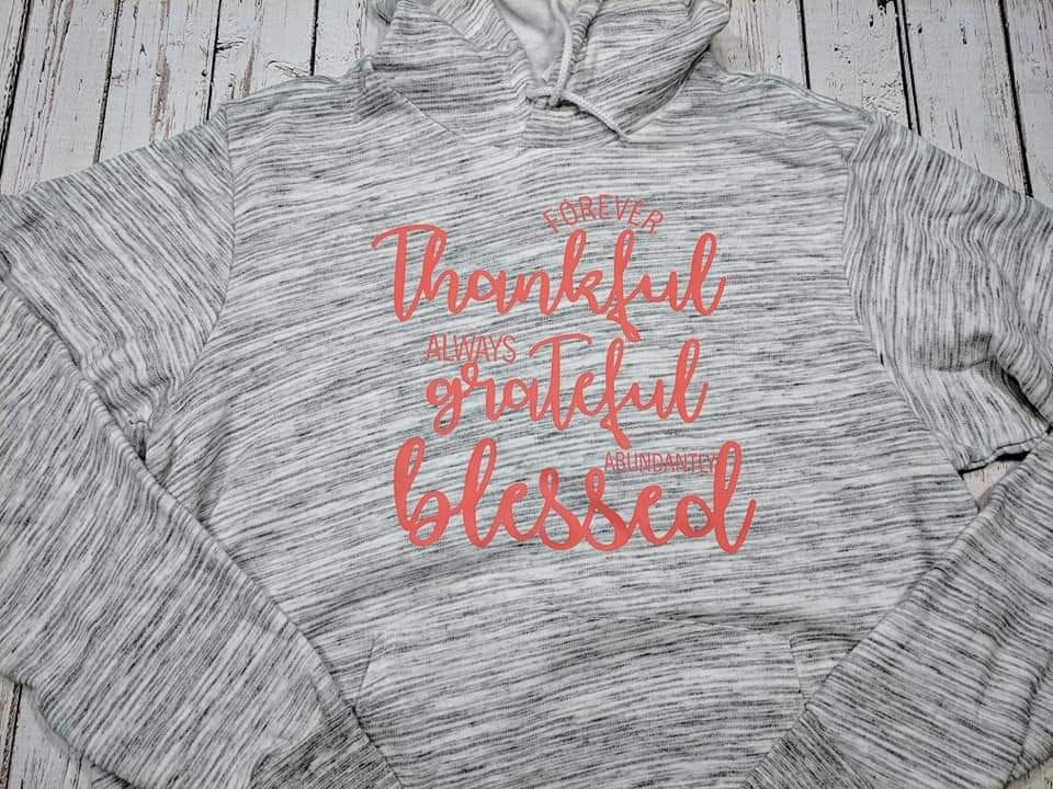 Bella+Canvas 3719 customer review by Abby Bacon Love these sweatshirts
