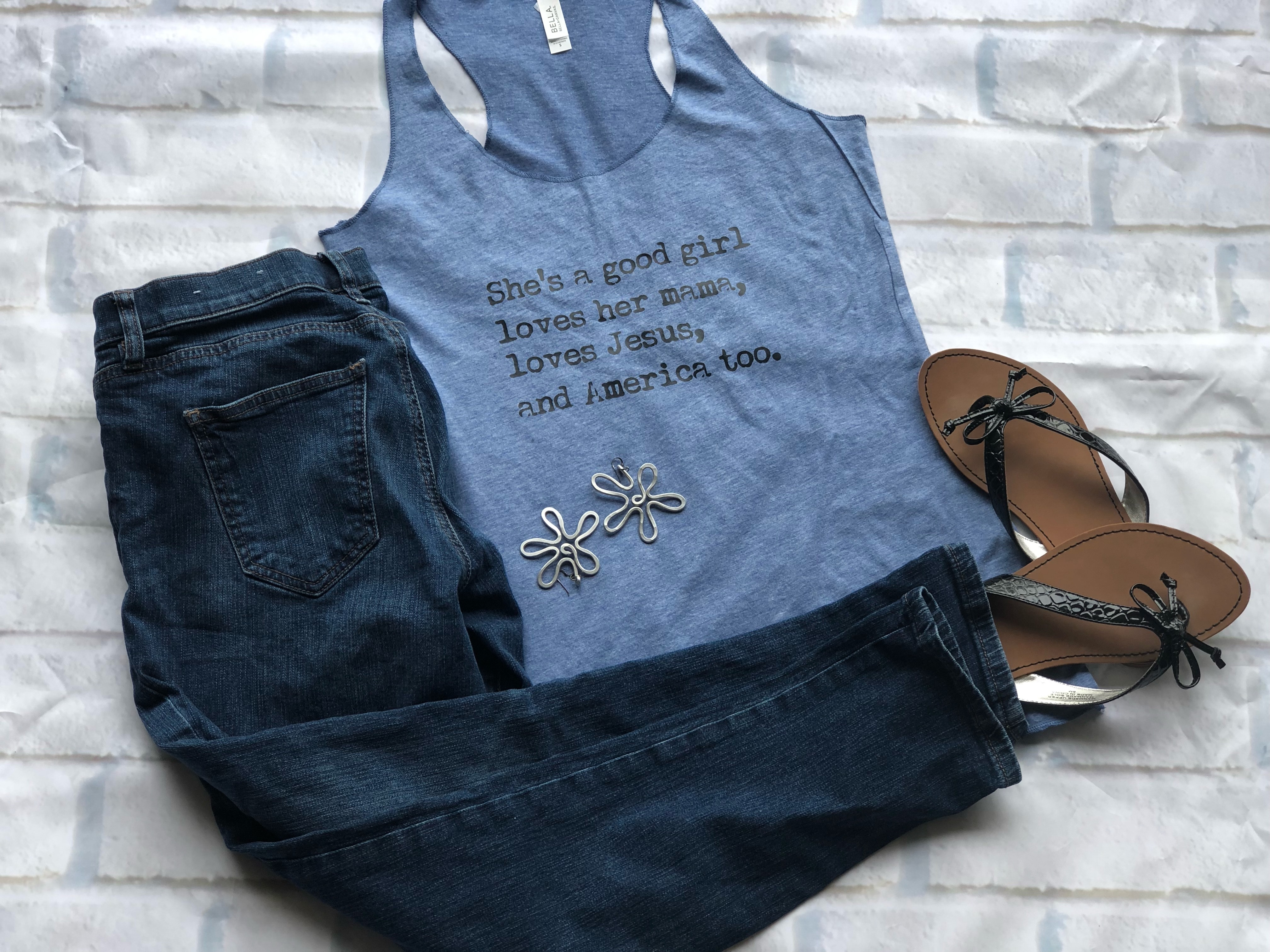 Bella+Canvas 8430 customer review by Candee Holt Love these tanks and so do customers