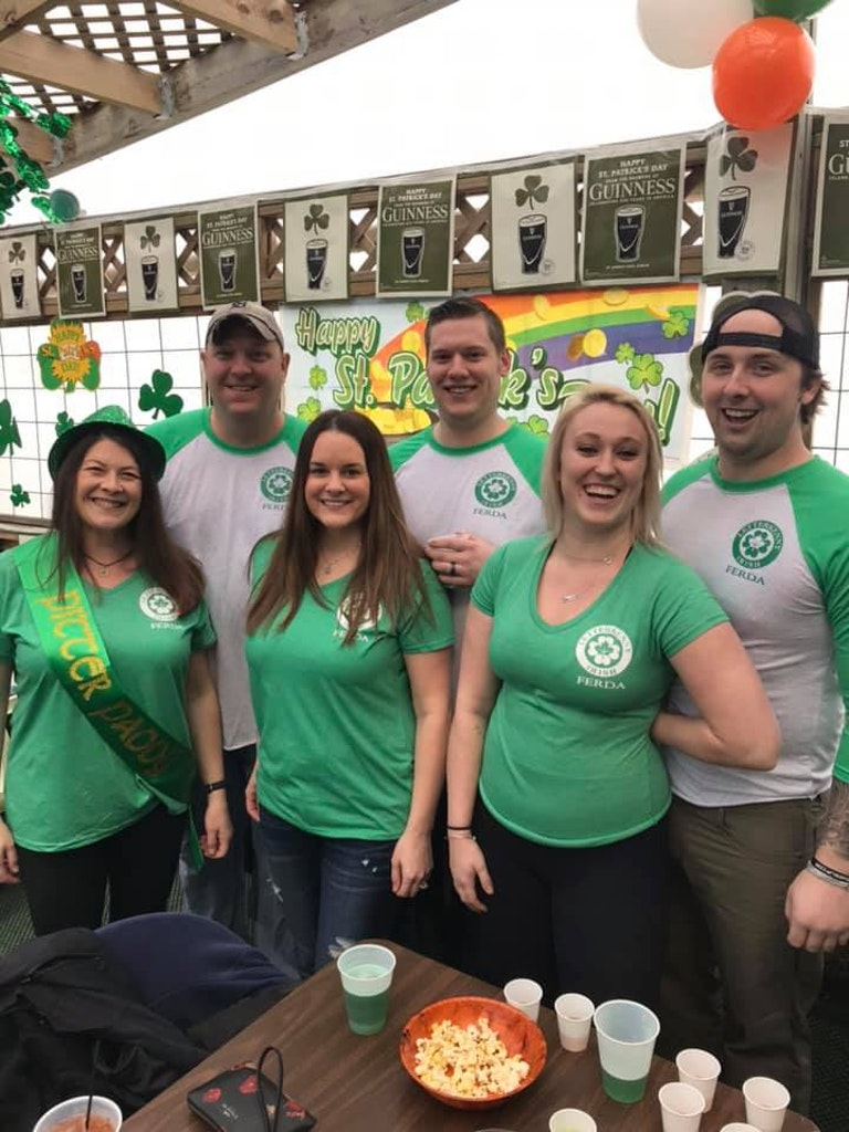 Anvil 88VL customer review by Lynn Facione Great St. Paddy's Day Shirt