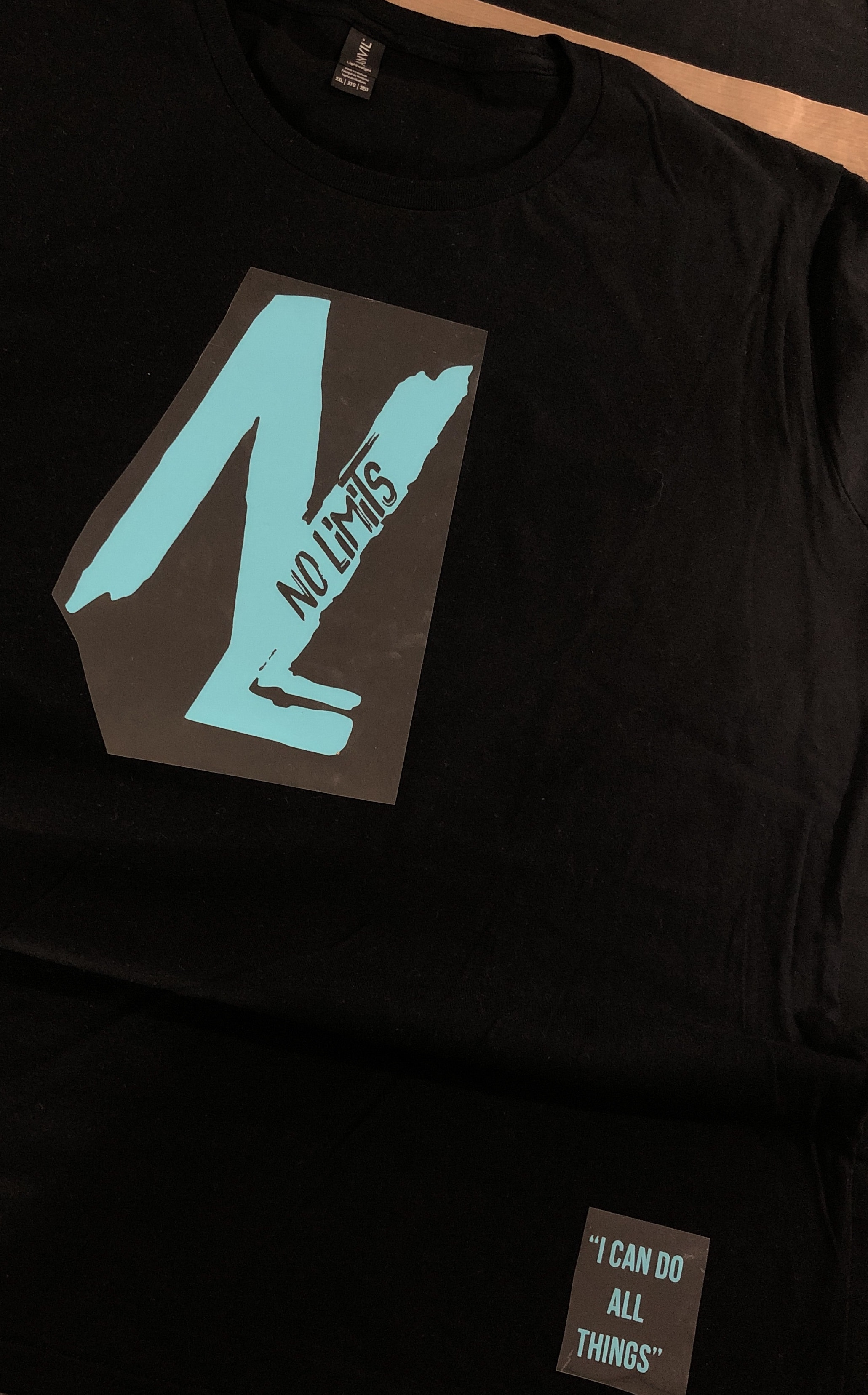 Anvil 884L customer review by Aaron Harris-Dirton Johnson Great feeling t shirt