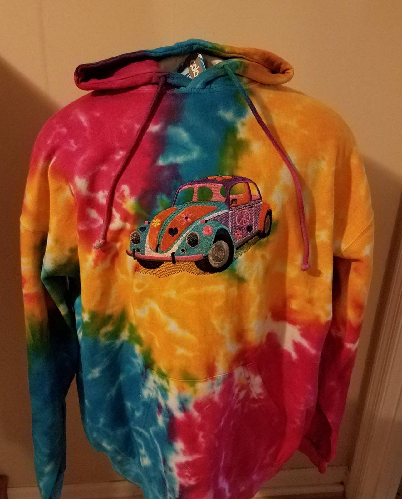 Tie-Dye CD877 customer review by Martha Hoover Phibbs love the bright colors