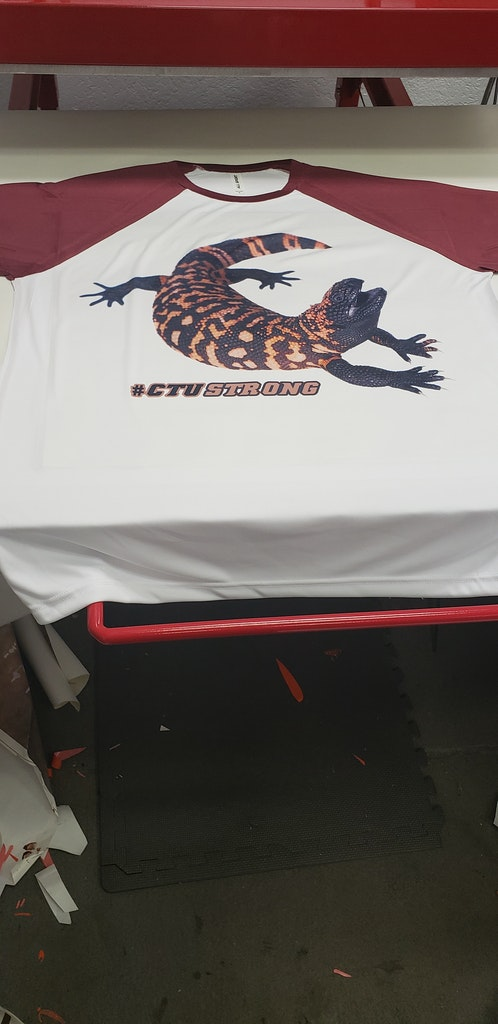 All Sport M3229 customer review by Jeff Davenport Sublimation
