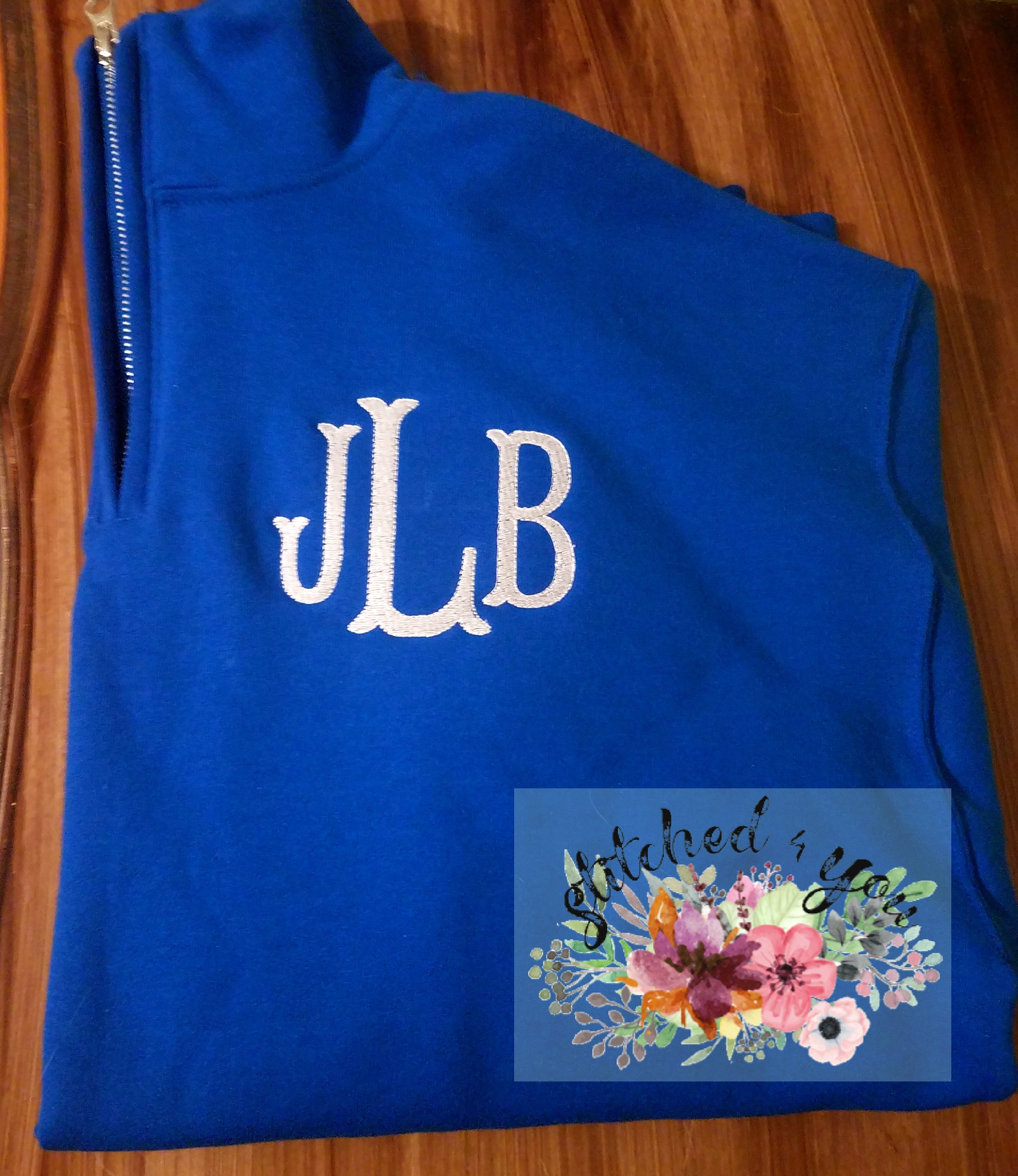 Jerzees 995M customer review by April Ledford Great pullover!