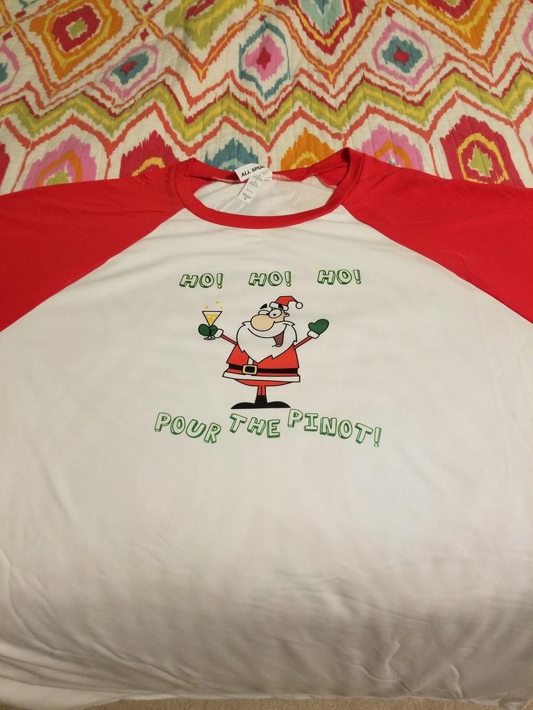 All Sport M3229 customer review by Lynn Loalbo Christmas shirt gift ideas!!
