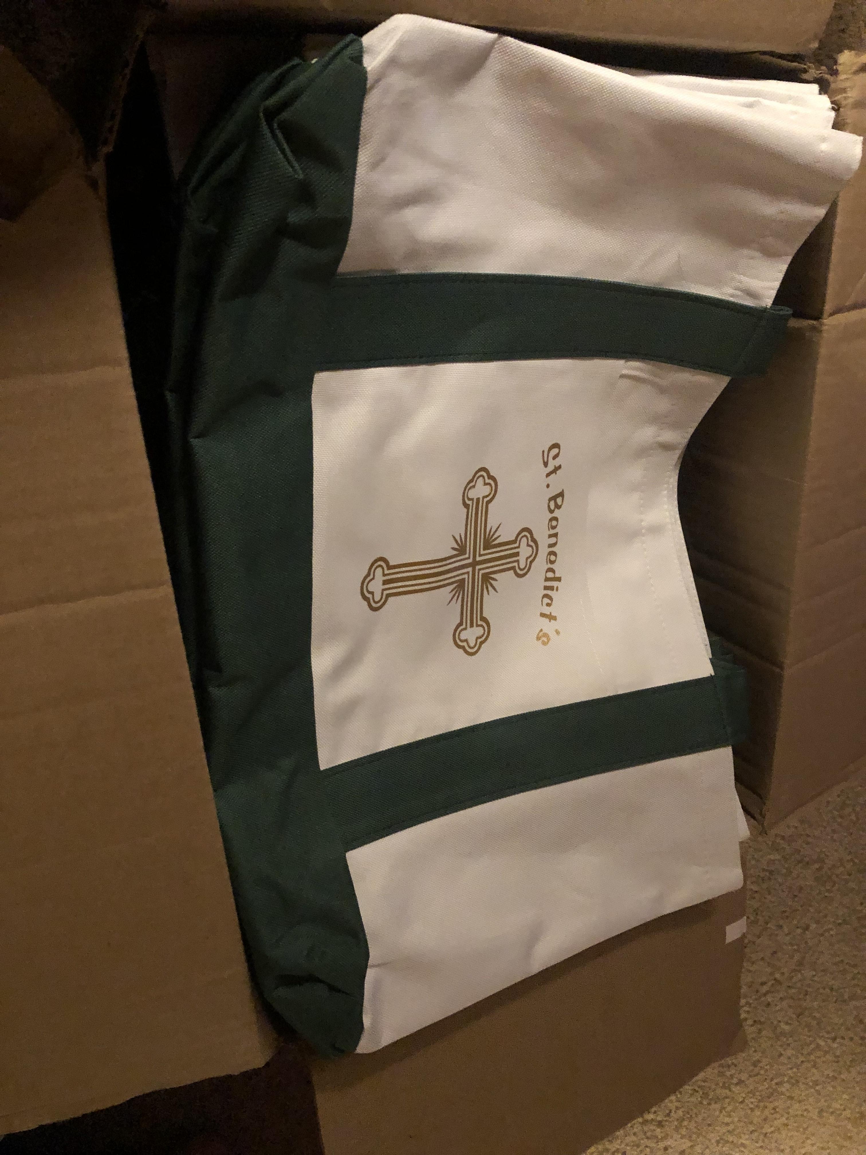 Liberty Bags 7002 customer review by Jenn resor Perfect